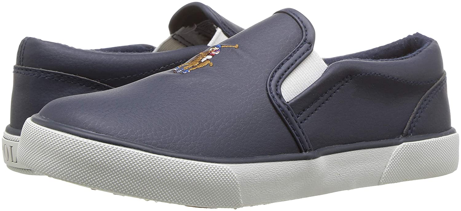 Polo Ralph Lauren Kids Bal Harbour Ii Sneaker