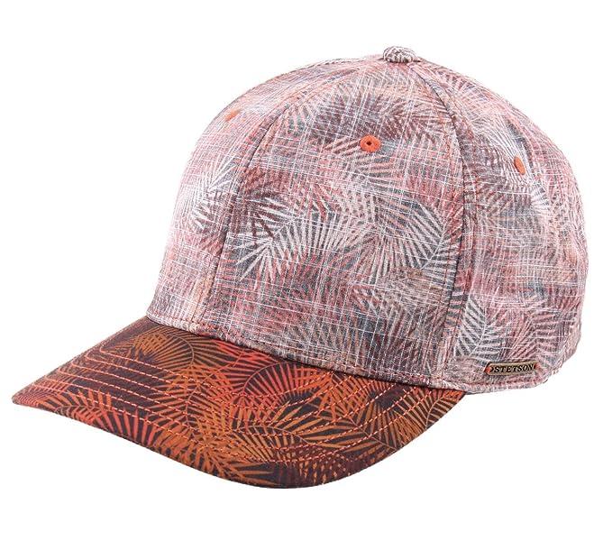 Stetson - Gorras de béisbol Hombre Palm Leaf: Amazon.es: Ropa y accesorios