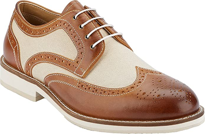 Mens Vintage Style Shoes| Retro Classic Shoes G.H. Bass & Co. Mens Norman $125.00 AT vintagedancer.com