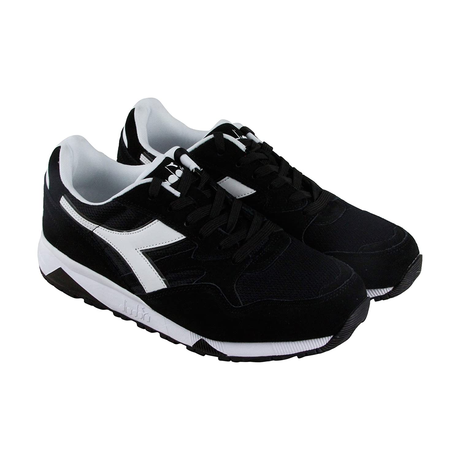 Diadora Men's N902 S Low Top Shoes Black