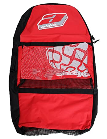 f78fba2515a Bodyboard Bag Alder System X2 44 inch 2 Board Bag - Red Black   Amazon.co.uk  Sports   Outdoors