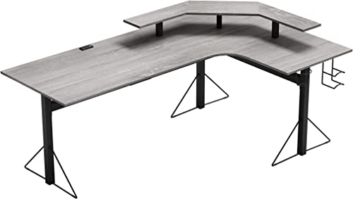 DAR CORE Computer Gaming L-Desk