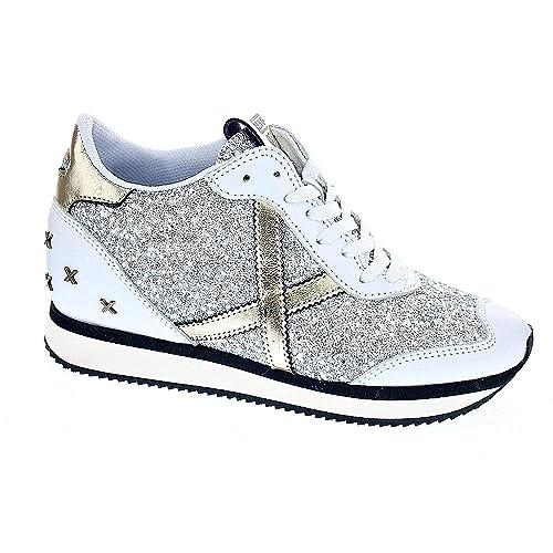 900e044bb69 Munich Heaven 34 - Zapatillas Bota Mujer  Amazon.es  Zapatos y complementos