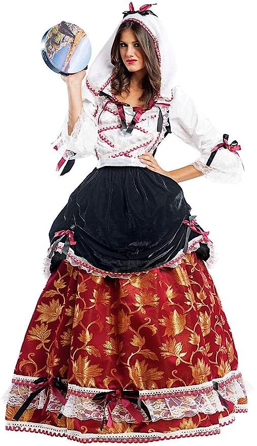 VENEZIANO Costume di Carnevale da Tarantella Vestito per