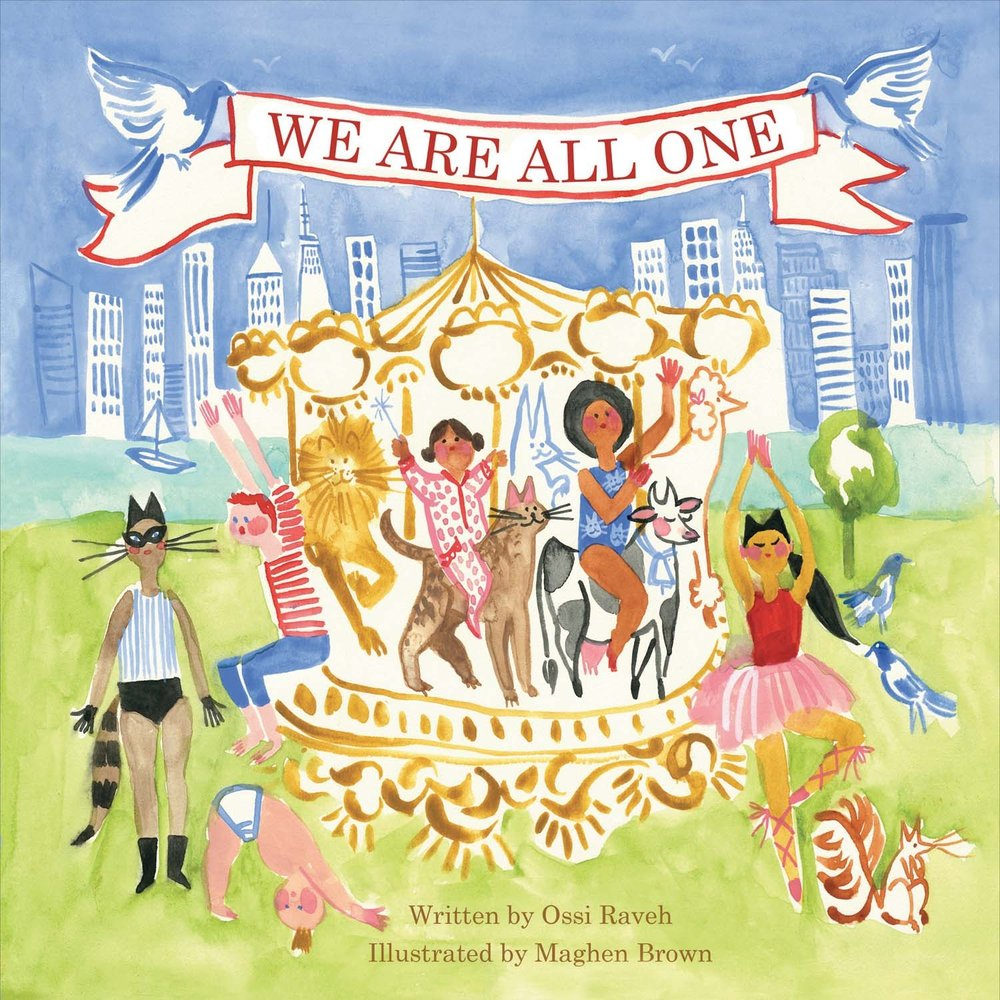 We Are All One (Yoga Class Adventures): Amazon.es: Raveh, Ossi ...