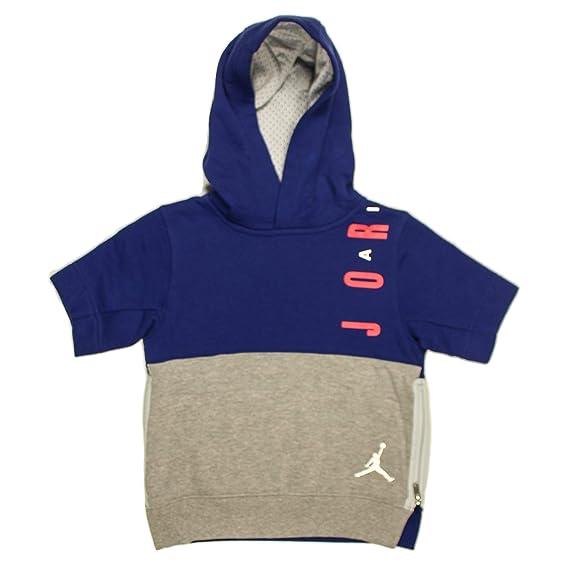 Jordan Jumpan Short-Sleeve Hoodie (Deep