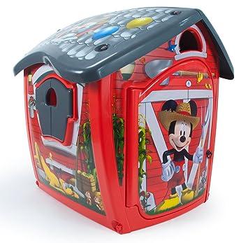 Injusa Disney Magical House Mickey Clubhouse: Amazon.co.uk: Toys ...