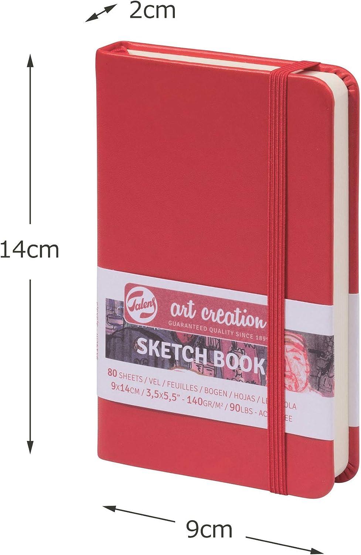 TAC SK-BLOCK SW RED 9X14