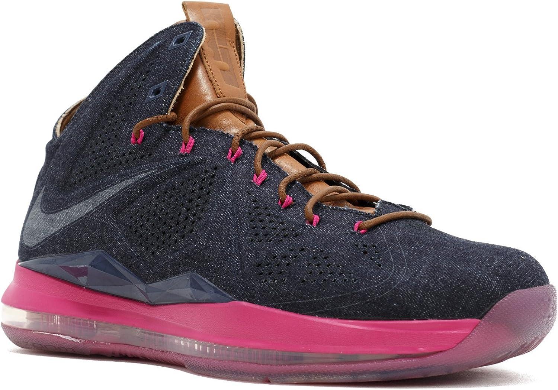 Amazon.com   Nike Lebron X EXT Denim QS