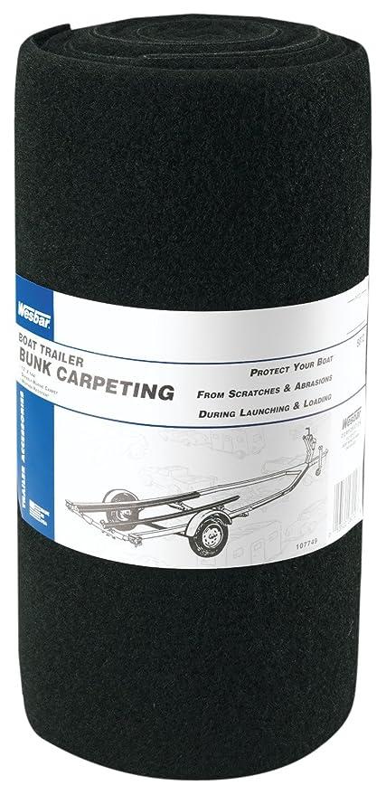 12 x 144-Inch Fulton Replacement Trailer Bunk Carpeting