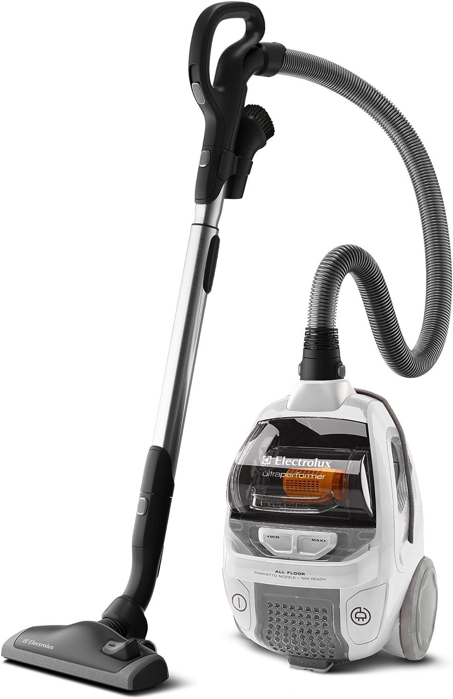 Electrolux UPALLFLOOR - Aspiradora (2100 W, Aspiradora cilíndrica, Secar, Sin bolsa, 1,25 L, HEPA): Amazon.es: Hogar