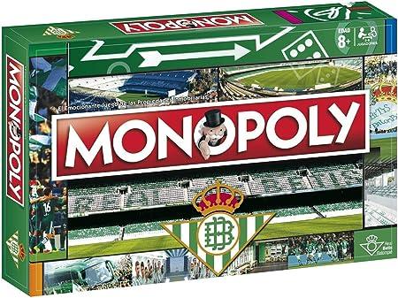 Oferta amazon: Eleven Force BalompiÉ Monopoly Real Betis (81625), Multicolor, Ninguna