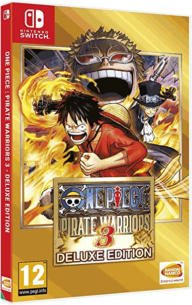 One Piece: Pirate Warriors 3: Amazon.es: Videojuegos