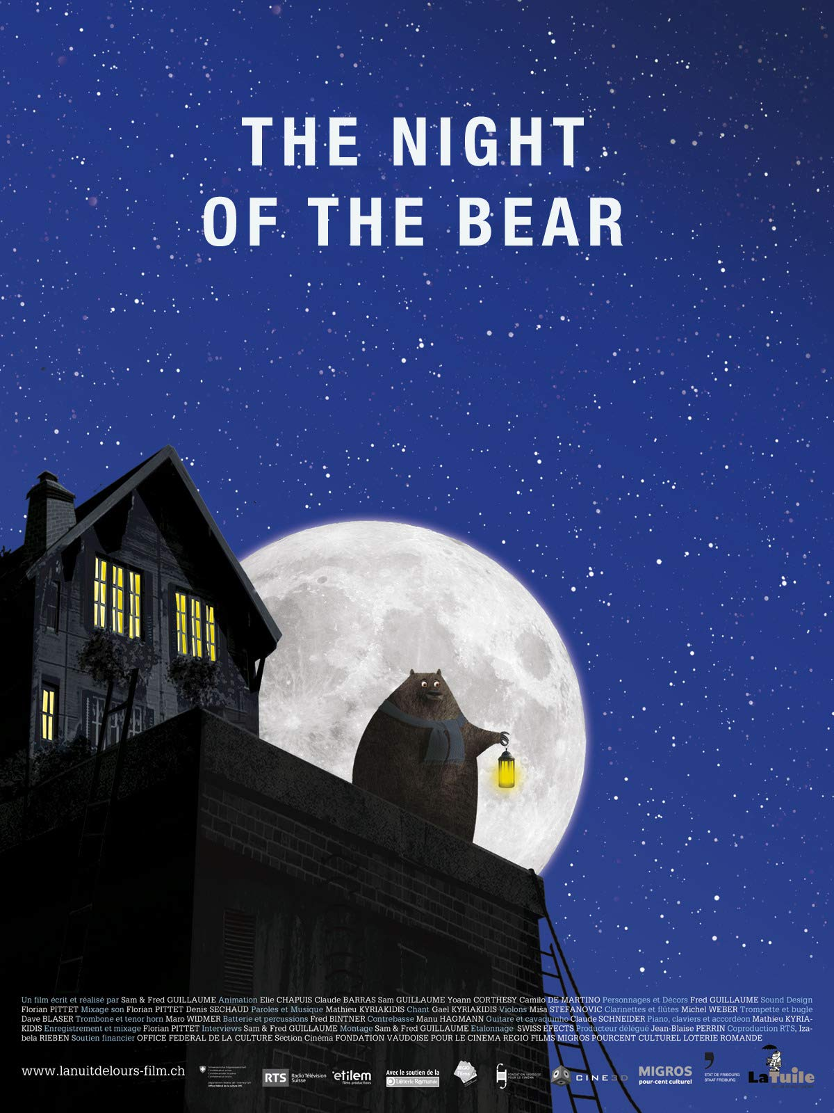 The Night of the Bear on Amazon Prime Video UK