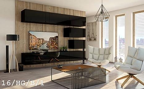 HomeDirectLTD Moderno Conjunto de Muebles de salón Future 16 ...