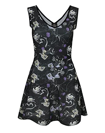 official nightmare before christmas vampire teddy dress xs