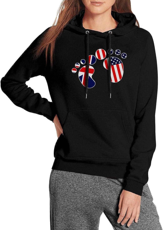 Womens Fleece Hoodie Well Thats Not a Good Sign Lightweight Pullover Sweatshirts
