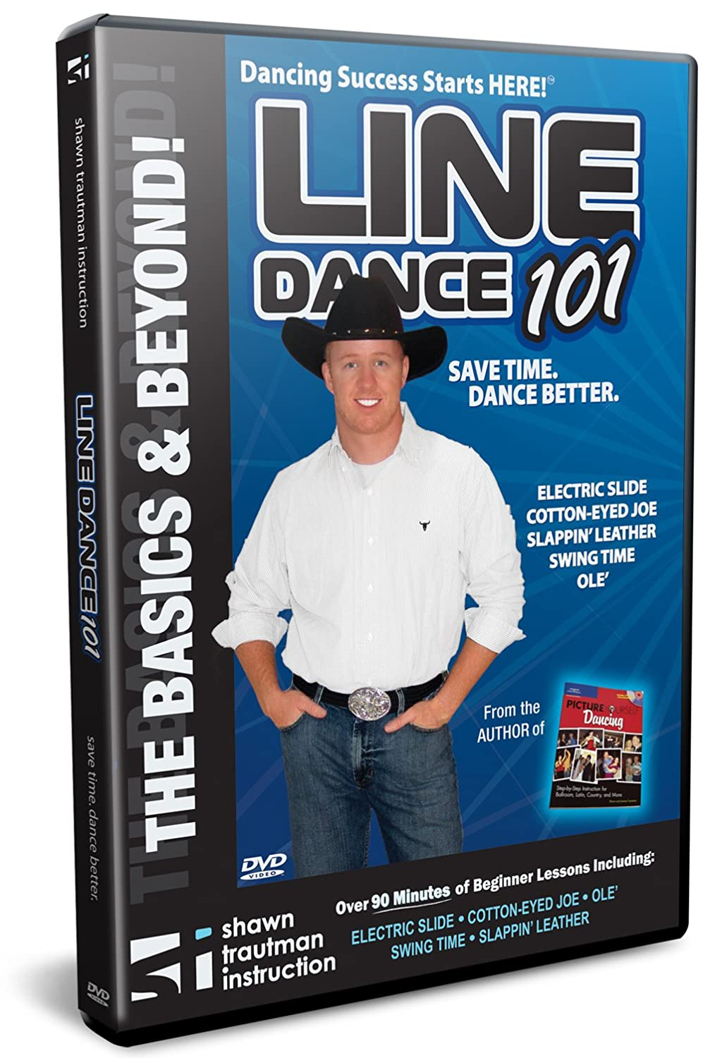 Line Dance 101 (Shawn Trautman Instruction) ShawnTrautman.com Xpress Innovations Instructional / Educational Movie