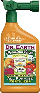product image for Dr. Earth INC 1019 Total Advantage Liquid Fertilizer 32oz, 32 oz