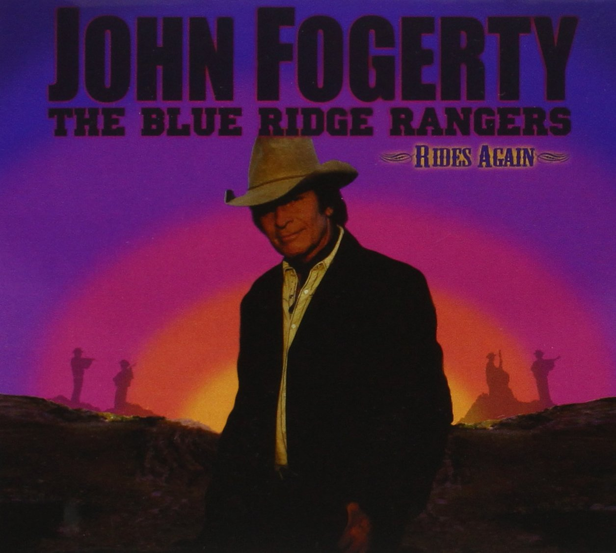The Blue Ridge Rangers Rides Again Music