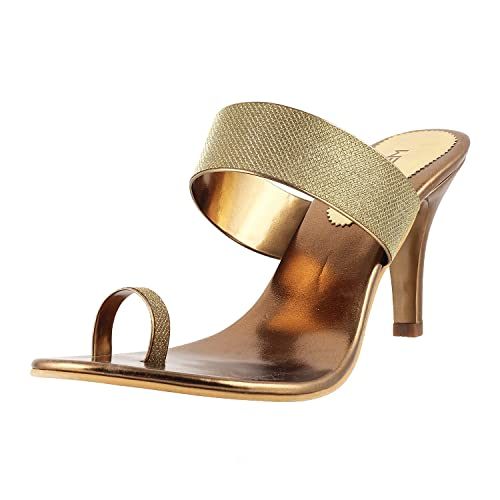 7e86762c1373 Metro Shoes Women s Casual High Heel Stellitoes  Buy Online at Low Prices  in India - Amazon.in