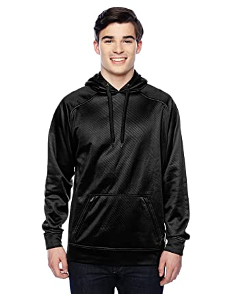 1ed71a56b J. America-Polyester Hooded Pullover Sweatshirt-8670 at Amazon Men's ...