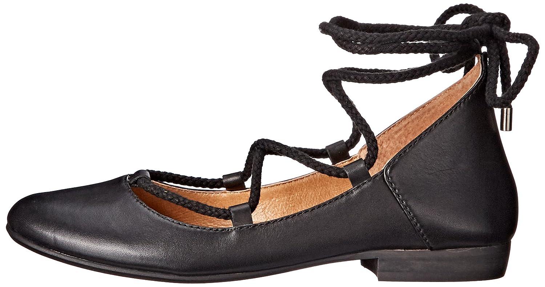 Kelsi Dagger Brooklyn Women's Deandra B(M) Ballet Flat B016P48I2Q 6.5 B(M) Deandra US|Black bf5399
