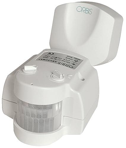 Orbis sensomat Detector Movimiento Detector Sensor IP44