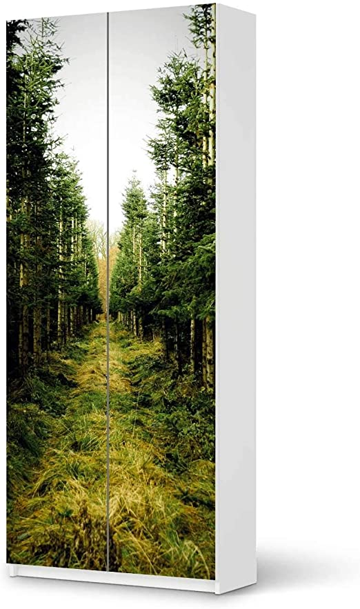 creatisto Muebles Decoración para IKEA Pax Armario 236 cm Altura ...