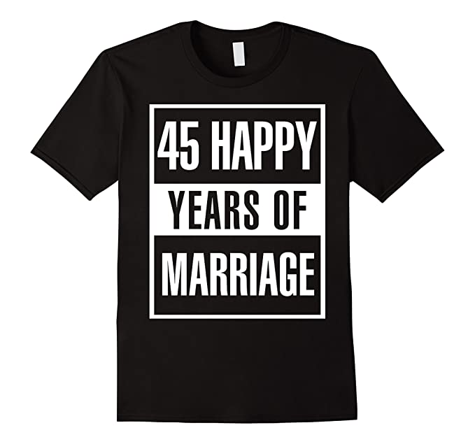 Amazon 45th Wedding Anniversary Gift Idea Husband And Wife T