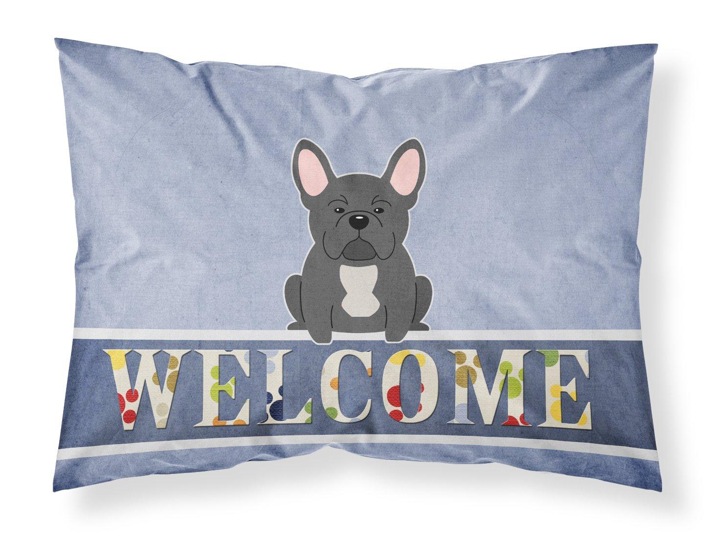 Carolines Treasures Moscow Watchdog Welcome Pillowcase Standard,