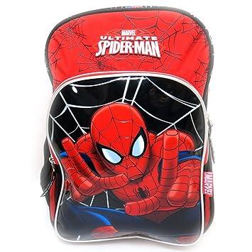 "Mochila ""Spiderman""rojo ..."