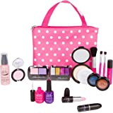 PixieCrush Pretend Makeup Play Deluxe Set For Children