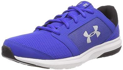 hot sale online 66d02 84741 Under Armour Unisex Kids  Ua Gs Unlimited Competition Running Shoes ,Blue  (Team Royal