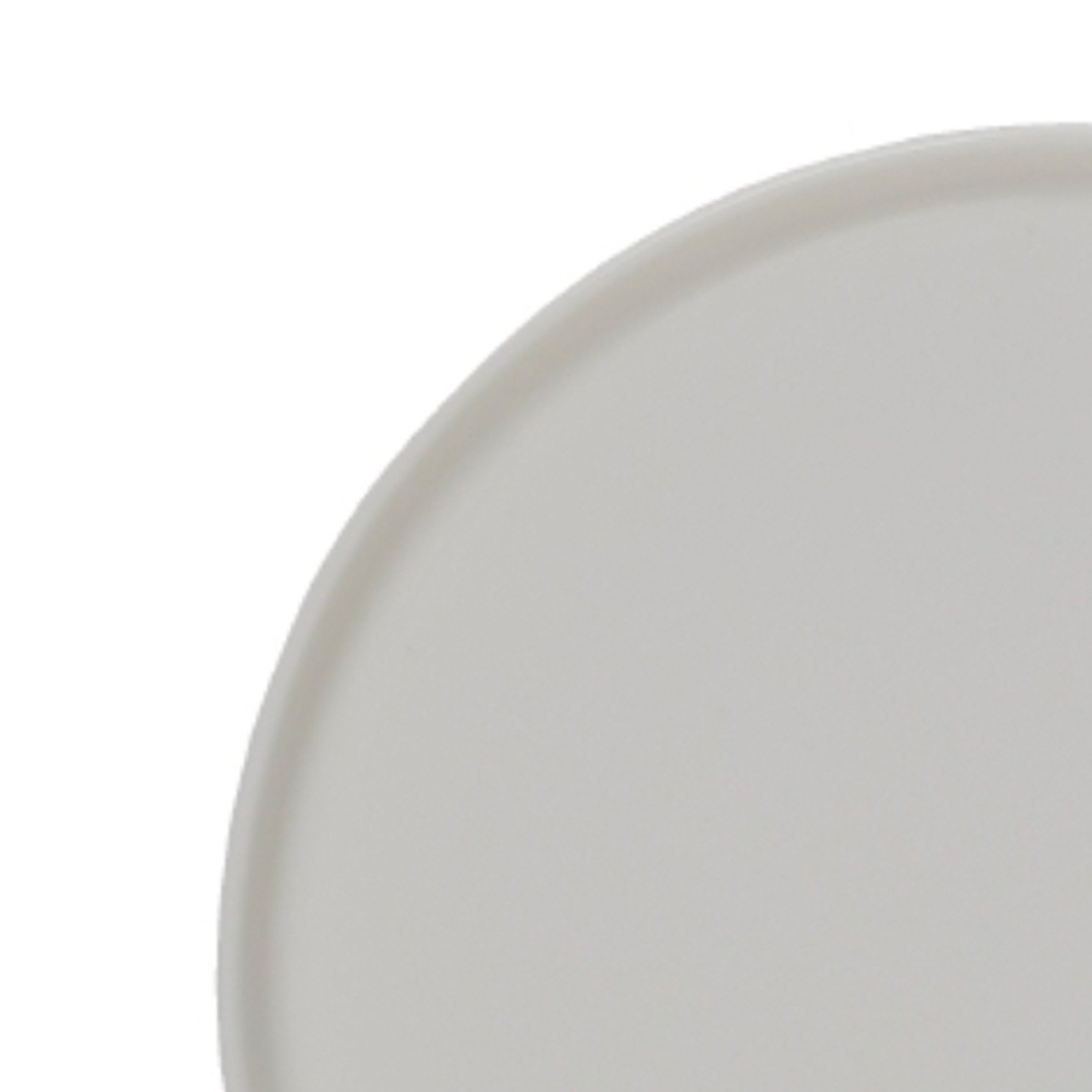 Mikasa Dine3 3-Piece Porcelain Place Setting, White, Service for 1 by Mikasa (Image #2)
