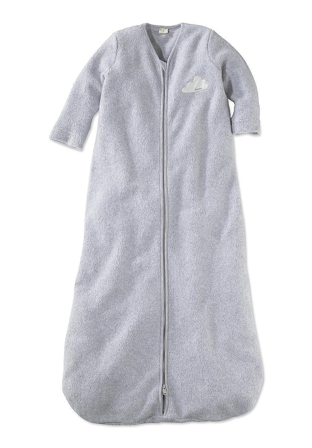 hessnatur Baby Mädchen und Jungen Unisex Fleece Schlafsack aus Reiner Bio-Baumwolle