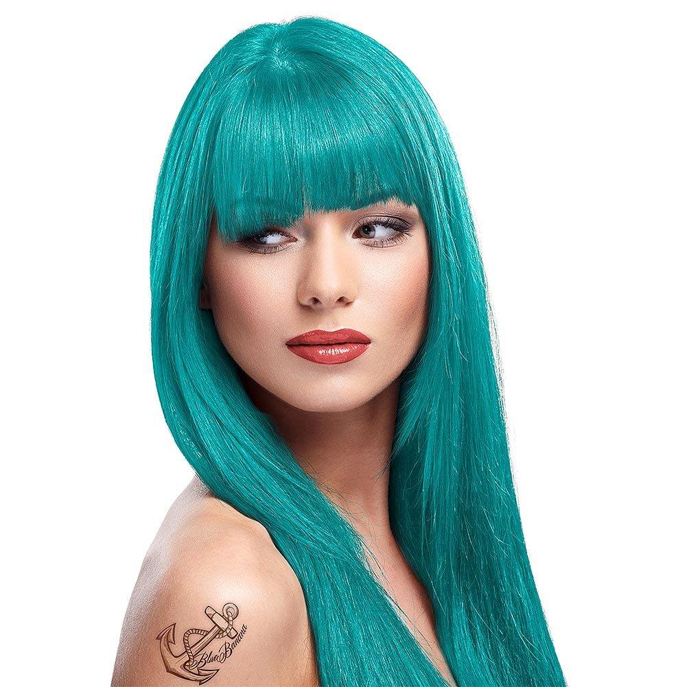 La Riche Directions Semi-Permanent Hair Colour Dye X3 Pack-Turquoise (dir)