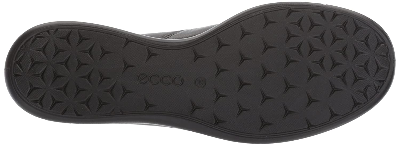 ECCO Women's Sense Elastic Toggle Fashion Sneaker B01MQ0WNHJ 38 EU / 7-7.5 US Black/Black