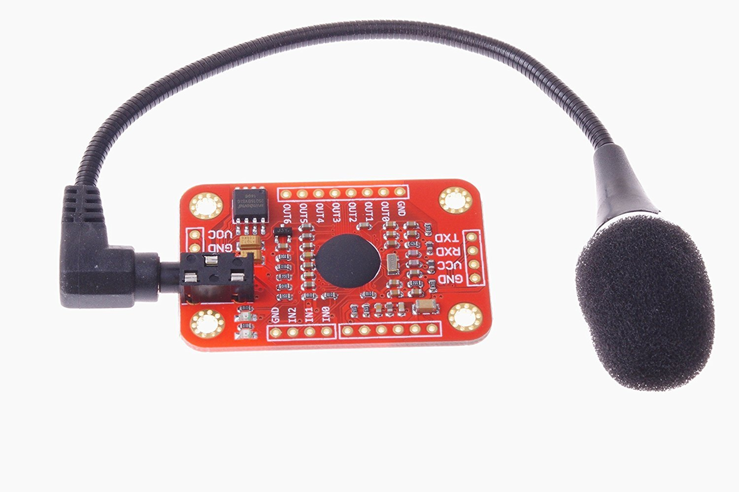 SMAKN® Speak Recognition, Voice Recognition Module V3, compatible with  Arduino