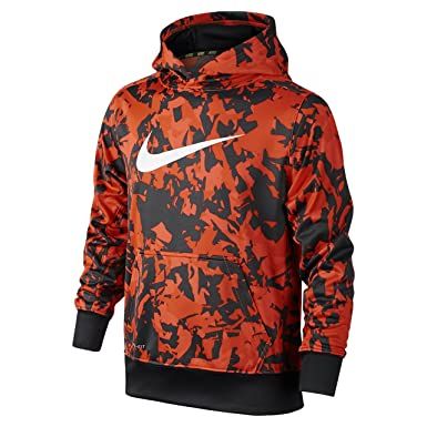 7d498d2d2e Image Unavailable. Image not available for. Color  Nike Boys  Dri-FIT Hoodie  ...
