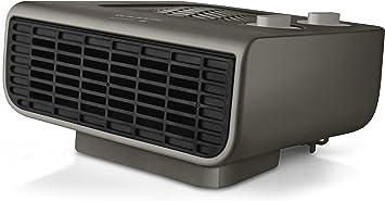 2000 W, termostato, piloto Luminoso Color Gris Taurus Tropicano Java 2100 IP-Calefactor