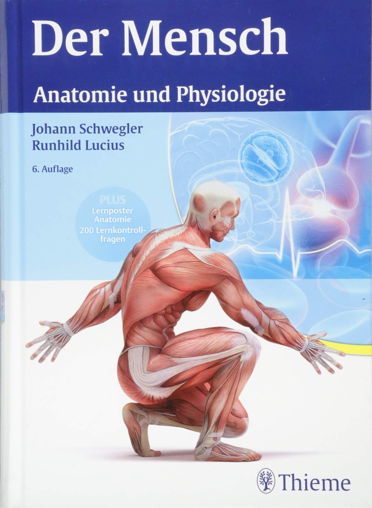 Anatomie und Physiologie Johann S Der Mensch Schwegler