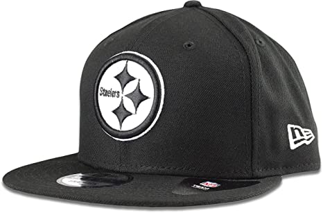 the best attitude 4a514 fd277 Image Unavailable. Image not available for. Color  New ERA NFL Pittsburgh  Steelers 950 Cap ...