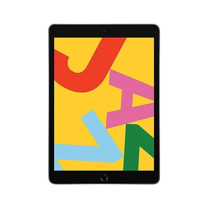 Apple iPad (10.2-inch, Wi-Fi, 128GB) - Space Grey (7th Generation)