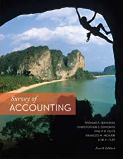 Amazon survey of accounting ebook thomas edmonds christopher survey of accounting 4e with access code for connect plus fandeluxe Choice Image