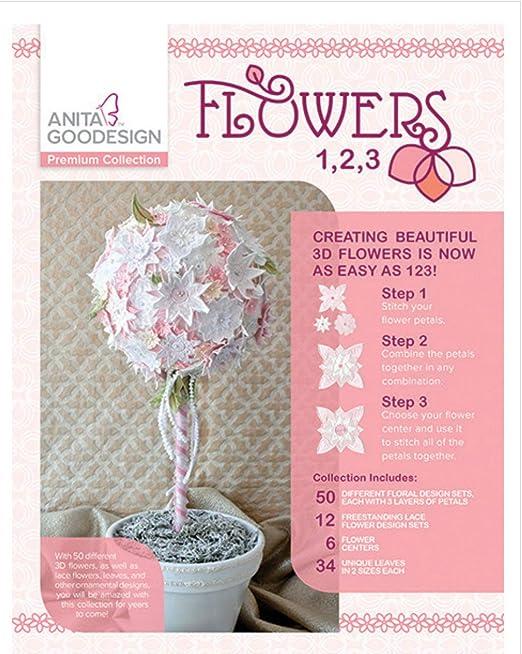 3 Premium           123              Anita Goodesign      NEW 2 Flowers 1
