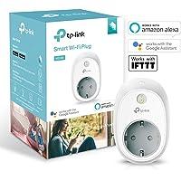 TP-Link HS100 (EU) Kasa Smart WLAN Steckdose, funktionieren mit Amazon Alexa (Echo und Echo Dot, Google Home und IFTTT, Kein Hub erforderlich, Steuern Sie Ihre Geräte von überall aus),