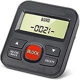 MCHEETA 801 New Version Telemarketing Call Blocker Block All Nuisance Calls Spam Calls Robocall Calls Press the Red Button To Block All Unwanted Calls