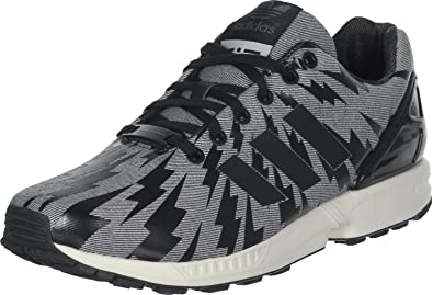 975e60dd0 Image Unavailable. Image not available for. Colour  adidas ZX Flux Shoes ...