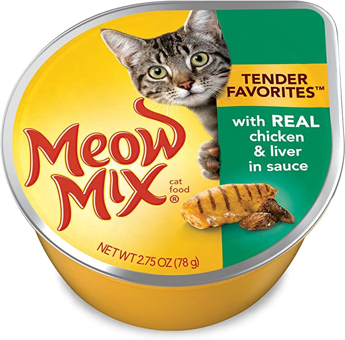 Top 7 Meow Mix Wet Food Chicken